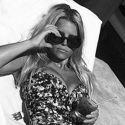 Jessica Simpson Posts Sexy Bikini Selfie Under Her New Married Name
