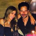 Hot New Couple Sofia Vergara And Joe Manganiello Celebrate Her Birthday Together