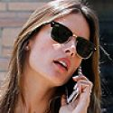 Alessandra Ambrosio Shows Some Serious Skin While Shopping