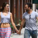 Alessandra Ambrosio's Fiance Can't Take His Eyes Off Her Hot Bod!