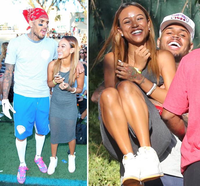 Chris Brown amp Karrueches Unpredictable Relationship A
