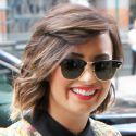 Demi Lovato Smiles Sweetly After Dissing Selena Gomez And Justin Bieber