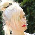 Working Mom Gwen Stefani Takes Apollo To The Recording Studio