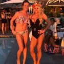 Jessica Simpson Shows Off Her Super Buff Bathing Suit Bod