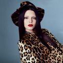 Kendall Jenner Loses Her Eyebrows And Rocks Lots Of Leopard For <em>Teen Vogue</em>