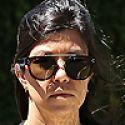 "<em><span class=""exclusive"">EXCLUSIVE PHOTOS</span></em> - Kourtney Kardashian Goes Casual For Her Studio Run"