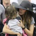 Megan Fox Is On Mommy Duty After Whirlwind Press Tour For <em>Teenage Mutant Ninja Turtles</em>