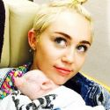 Miley Cyrus Gets A Pet Pig Named Bubba Sue