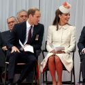Kate Middleton And Prince William Commemorate 100th Anniversary of WWI In Belgium