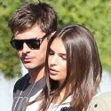 Newly Single Zac Efron Gets Flirty With Co-Star Emily Ratajkowski On The Set Of <em>We Are Your Friends</em>