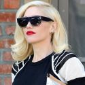 Gwen Stefani Looks Red Carpet Ready At Acupuncture