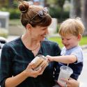 Jennifer Garner Surprises Son Samuel With A Sweet Treat