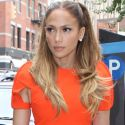 Jennifer Lopez Flaunts Her Amazing Abs In Two Belly-Baring Outfits
