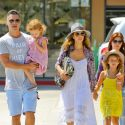 Jessica Alba Hangs With Hubby Cash Warren And The Fam Over Labor Day Weekend