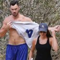 Lea Michele Gets Hot And Sweaty With Her For-Hire Boyfriend