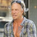 Mickey Rourke Celebrates His 62nd Birthday With Another Tattoo