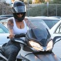 Miley Cyrus Vs. Amber Rose: Which Babe On A Bike Is Hotter?
