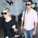 Reese Witherspoon And Hubby Jim Toth Return From The Toronto International Film Festival