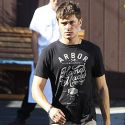 Fight, Fight, Fight! Check Out Zac Efron's Black Eye!