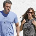 Ben Affleck And Jennifer Garner Bond Over Breakfast