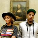 Beyonce And Jay Z Introduce Blue Ivy To Art At The Louvre