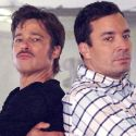 Brad Pitt Has Epic Breakdancing Battle With Jimmy Fallon