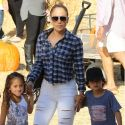 Jennifer Lopez Is Definitely The Hottest Mom At The Pumpkin Patch