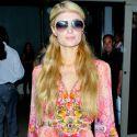 Travel Buddies Paris Hilton And Khloe Kardashian Return From Dubai