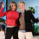 Jennifer Aniston Mocks Kim Kardashian On <em>The Ellen DeGeneres Show</em>