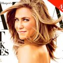 "Jennifer Aniston On Fiance Justin Theroux: ""He's Not An A**"""
