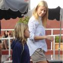 "<em><span class=""exclusive"">EXCLUSIVE PHOTOS</span></em> - Gwyneth Paltrow Shows Off Some Cellulite And Wears Ridiculous $1080 Platform Shoes"