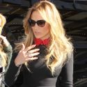 Jennifer Lopez's Gorgeous Gams Stop Traffic In The Big Apple