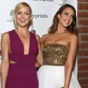 Jessica Alba Mingles With Her Famous Friends At Different Charity Events