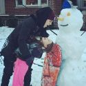 Justin Bieber Bonds With Pastor Carl Lentz's Family Before Thanksgiving