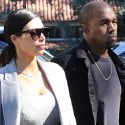 Kim And Kanye Get More Than Waffles