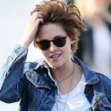 "<em><span class=""exclusive"">EXCLUSIVE PHOTOS</span></em> - Kristen Stewart Goes On Girls-Only Weekend Road Trip"