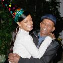 Rihanna Surprises Her Grandfather With A Fancy Birthday Dinner