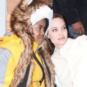 Angelina Jolie Snaps A Selfie With Crying Fan Who Suffered A Panic Attack