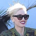 "<em><span class=""exclusive"">EXCLUSIVE PHOTOS</span></em> - Gwen Stefani Shows Off Her Funky Hairstyle In Hollywood"