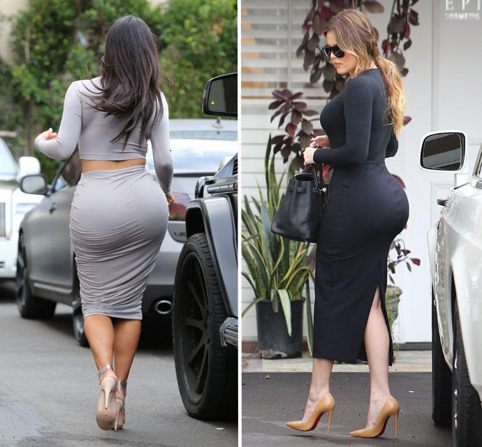 Kardashian big ass