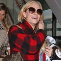 LeAnn Rimes Is Happy To Be Home For The Holidays