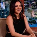 "Mila Kunis Debuts Her Post-Baby Body, Says ""Breastfeeding Is A Great Workout"""