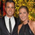 Jennifer Aniston Leans On Fiance Justin Theroux And Selena Gomez After Golden Globes Loss