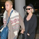 Parents-To-Be Evan Ross And Ashlee Simpson Look Relaxed After Romantic Holiday Vacay