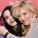 Courtney Love And Daughter Frances Bean Cobain Make First Public Appearance Together In Five Years
