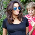 Eva Longoria Sparks Engagement Rumors With A Gorgeous Diamond Ring
