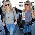 Kate Hudson And Mom Goldie Hawn Take A Trip To Paris