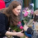 Kate Middleton Shows Off Baby Bump No. 2 During London School Visit