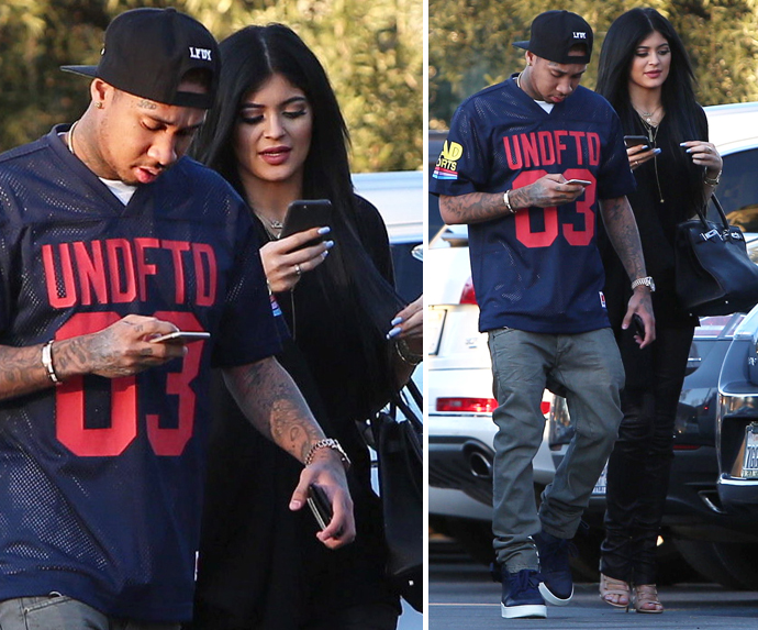 Kylie Jenner, 17, Tells Family She Wants To Marry Tyga 25yr