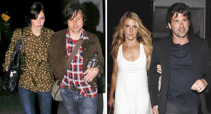 Weekend Breakup Wrap Mandy Moore And Ryan Adams Split Patrick Dempsey S Wife Files For Divorce
